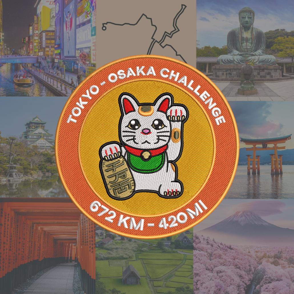japan virtual run