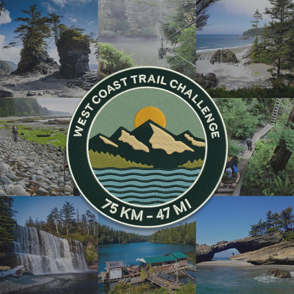 wet coast trail virtual run